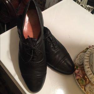 Rare Allen Edmonds Westfield size 10 D black